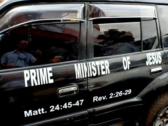 Prime minister of Jesus