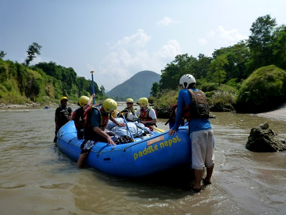 river rafting nepal tips
