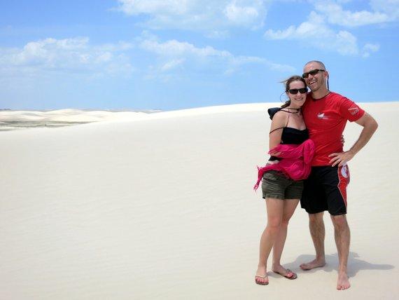 Dunes of Jericoacoara, Brazil