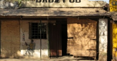 You Know You're in Zambia When…