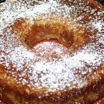 Ina Garten's Sour Cream Coffee Cake (REDUCED FAT & 220 Calories)