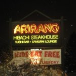 Arirang Hibachi Steakhouse & Sushi Bar | Parlin, NJ (central NJ)