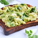 Avocado Tartine… healthy, guilt-free, delicious!