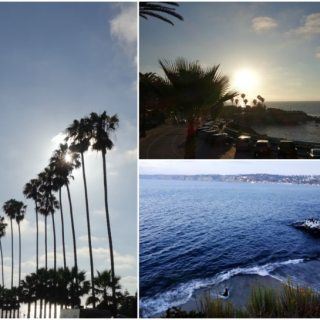 A Night in La Jolla : Brockton Villa & The Cottage