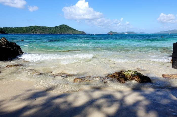 Sugar Beach, St. Thomas, USVI