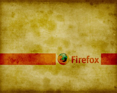 Fondo papel viejo firefox
