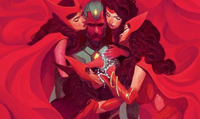 Comic Book Review - The Vision #7