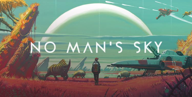 Game Thoughts - No Man's Sky
