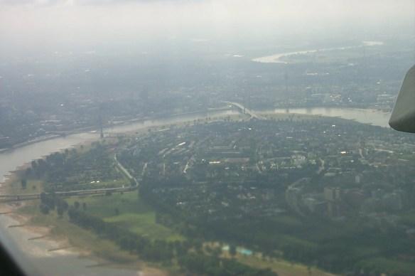 Bye, Bye Düsseldorf (Oberkassel)