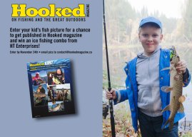 Enter your kid fishing pics to win!