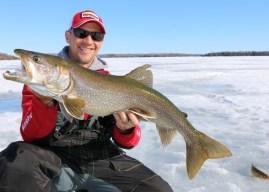 Hardwater Lake Trout