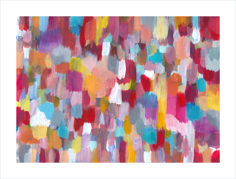 Le-Cirque-abstract-painting