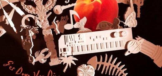 Black Peaches - Get Down You Dirty Rascals cover album