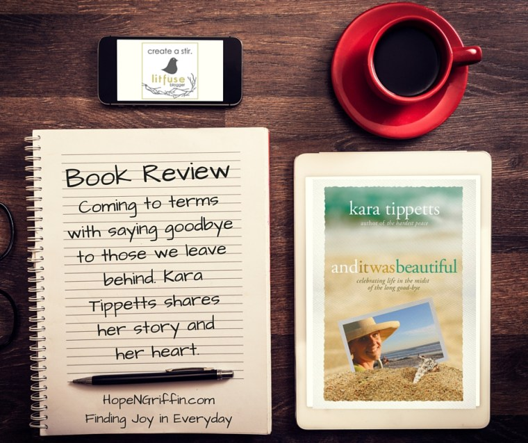 and it was beautiful Book Review