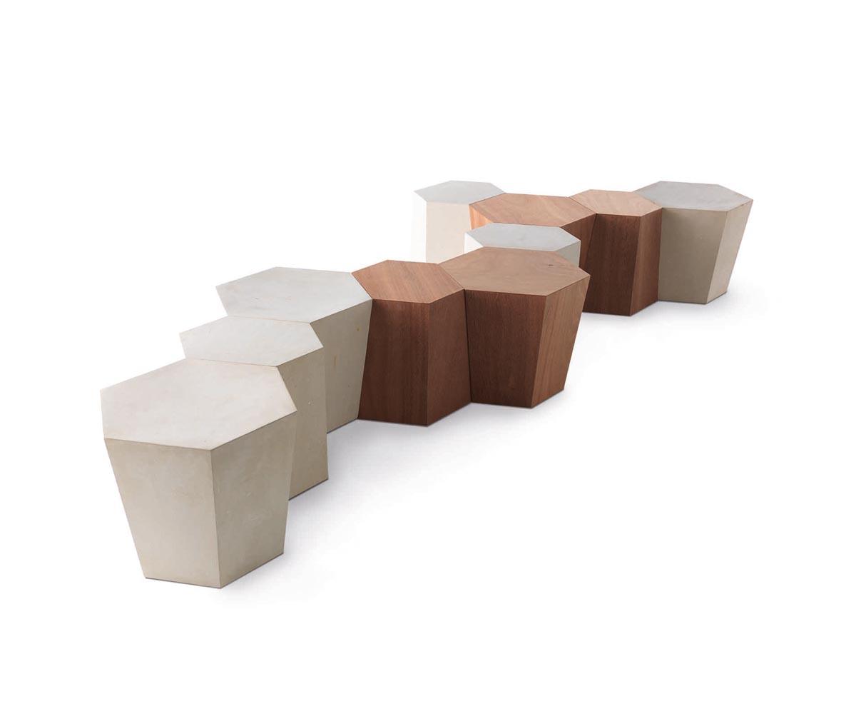 Hexagon pietra arredare casa con mobili di design horm e for Arredare con mobili antichi