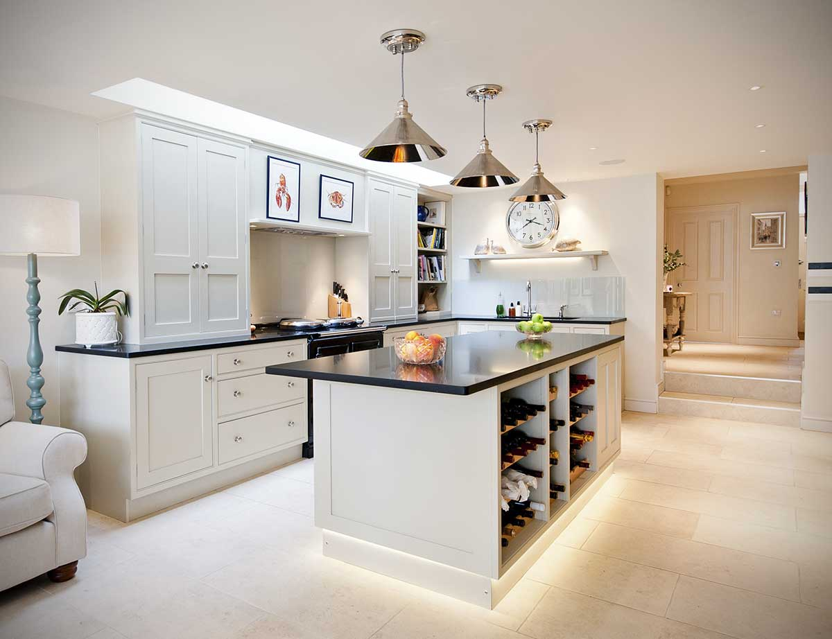 white shaker kitchen cabinets uk shaker kitchen island painted shaker style kitchen with granite worktops