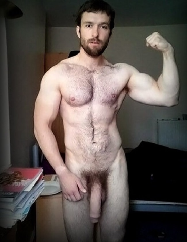 Big hairy dicks