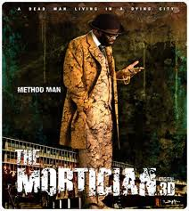 cover the mortician