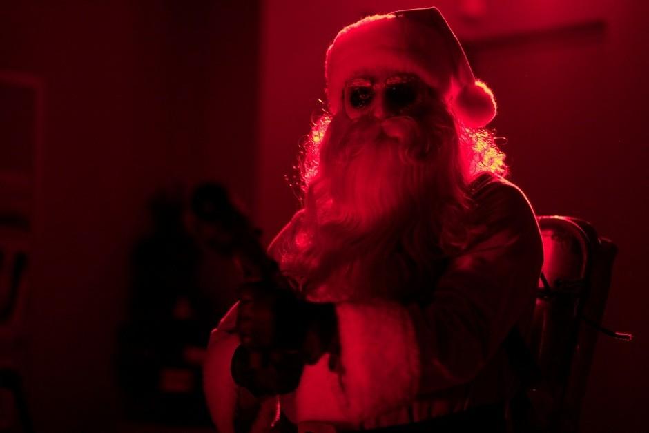 Babbo Natale Assassino.Silent Night Horror It