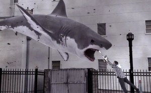 Sharknado trailer (Screengrab)