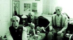 famiglia aliena