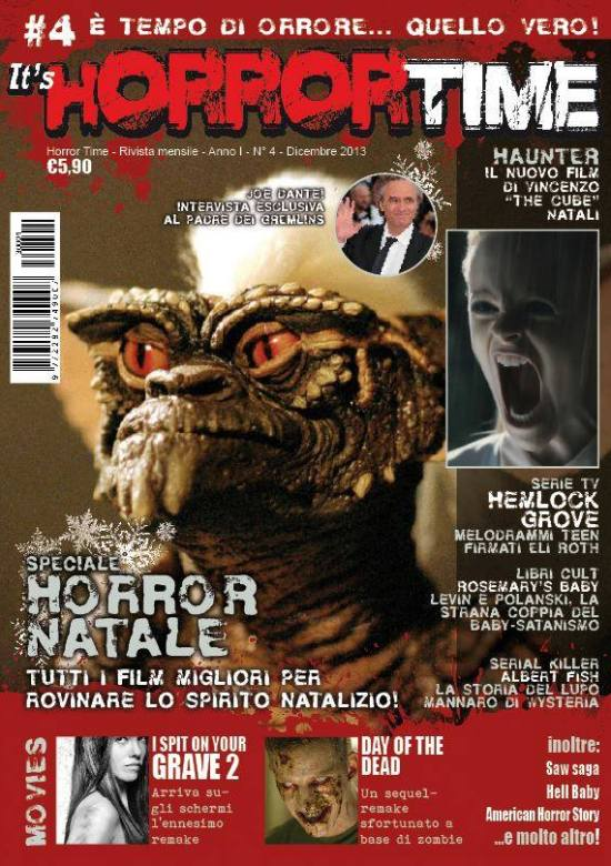 Horror Time 4 cover