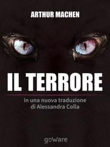 il terrore_machen cover