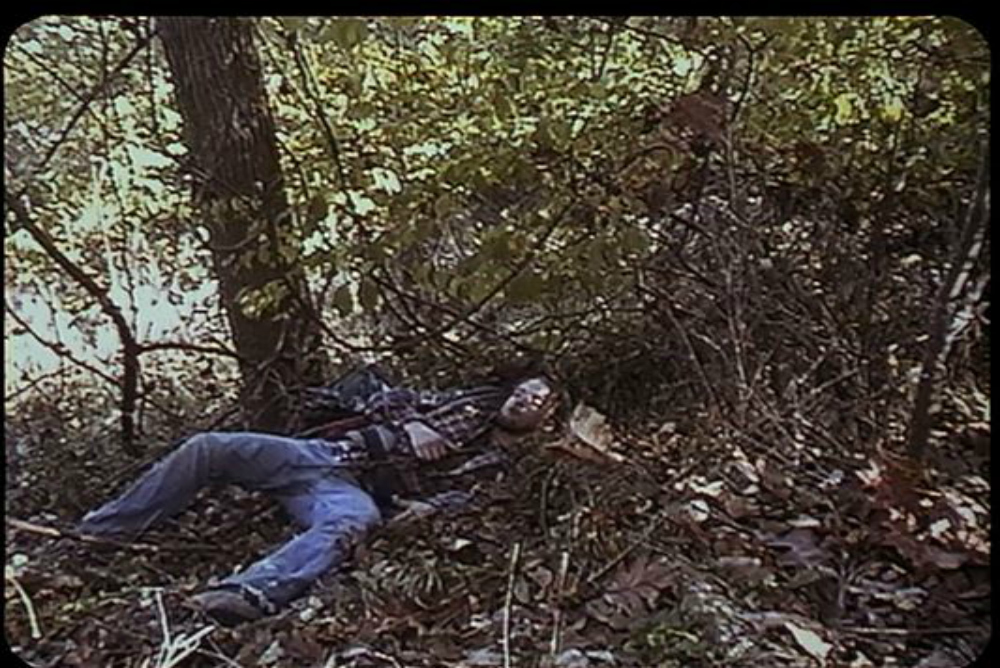 blair witch project explained Did john die at the very end, why was that guy standing in the corner was he died why are the rocks piled up what was in the little sack found outside.
