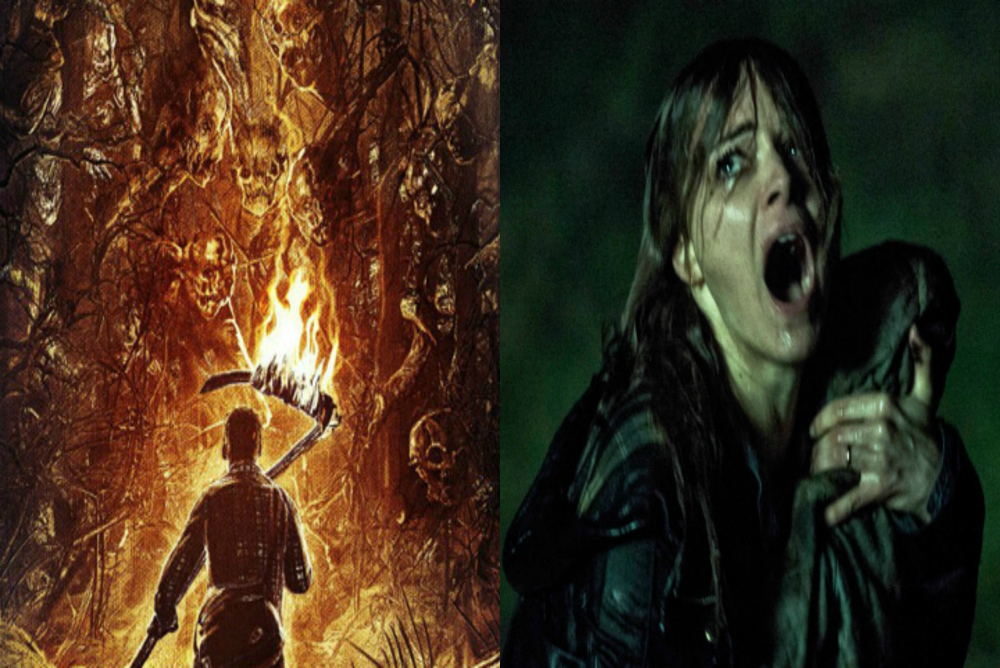 Don 39 T Go Into The Woods The Hallow Horror Movie
