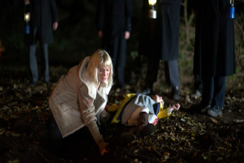 2. Wake Wood, burial in woods