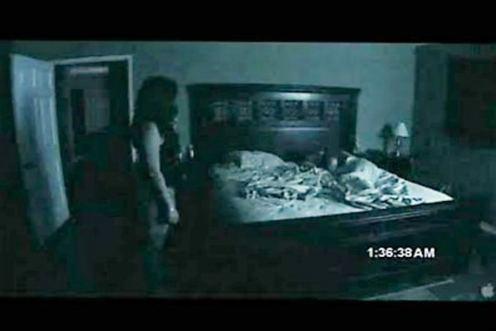 6. paranormal activity katie staring