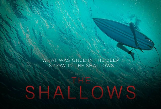 1. The Shallows lead