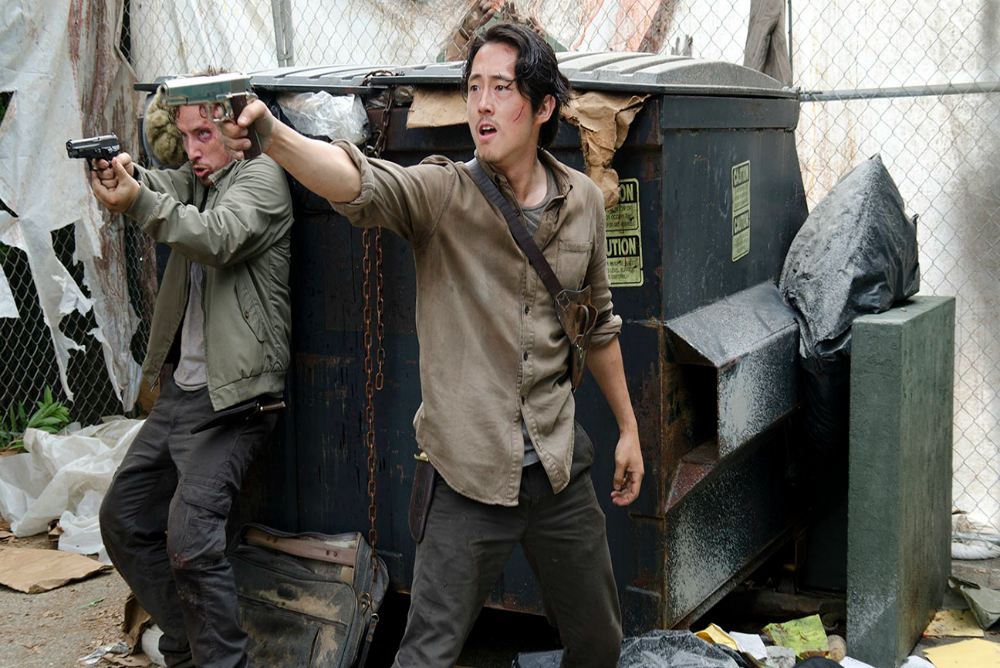 Glenn's fate was confirmed via spoiler sites well in advance of when the episode aired.