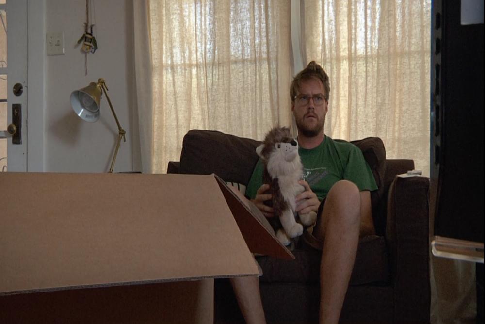 5. Creep, Aaron with the wolf, box