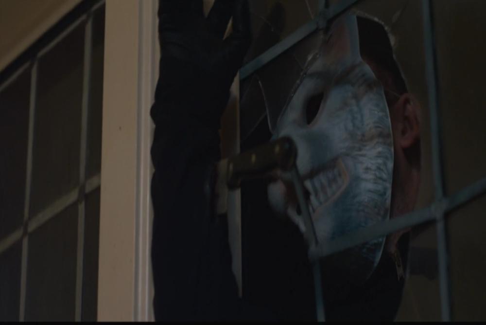 4. mask through window