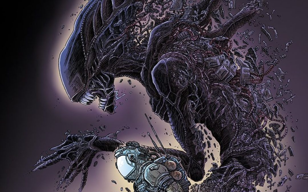 More 'Aliens' Coming Spring 2017 from Dark Horse!