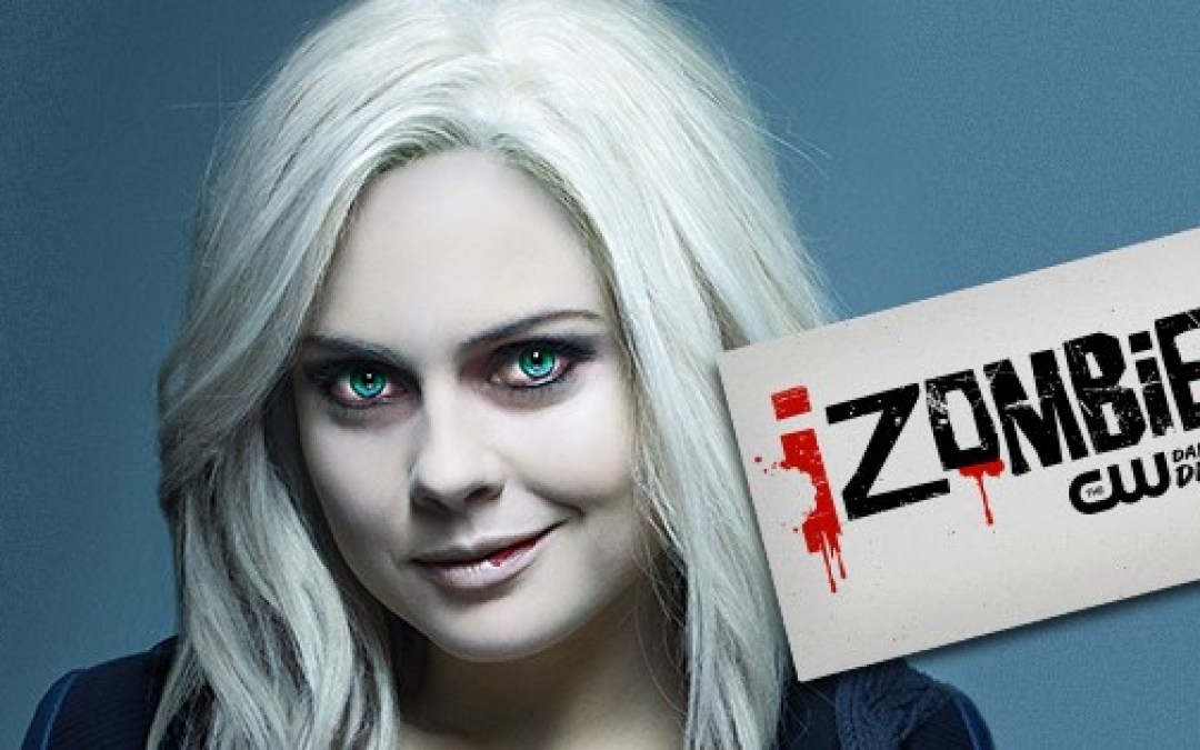 The CW Brings Back 'iZombie' This April