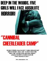 Horror Society: Cannibal Cheerleader Camp   www.horrorsociety.com