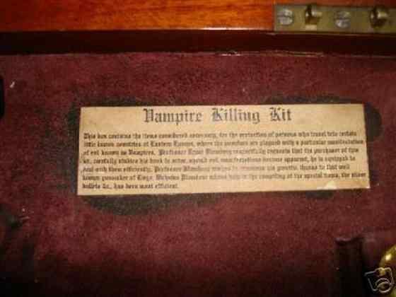 Equipment for killing vampires07
