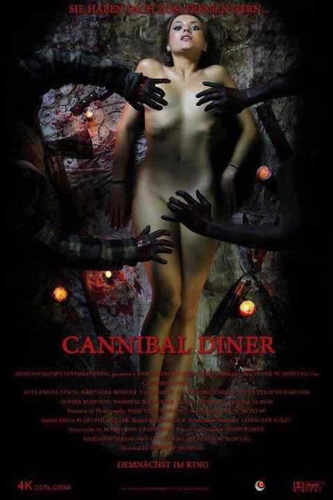 Cannibal Diner movie poster