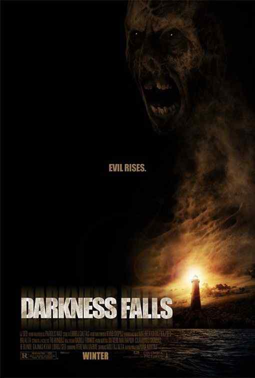 Darkness Falls movie  poster