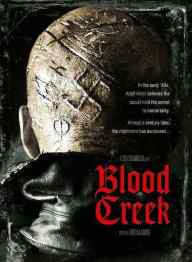 Blood Creek movie poster