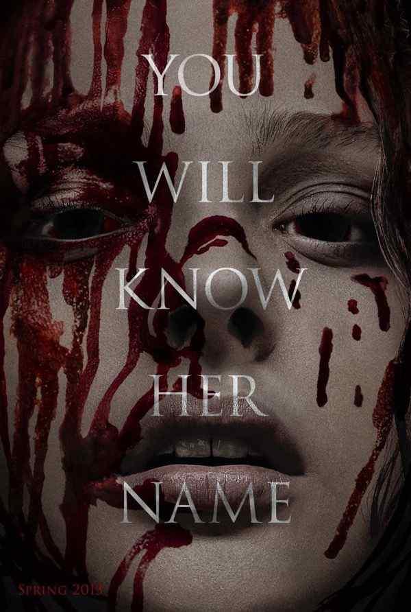 Carrie Remake teaser poster