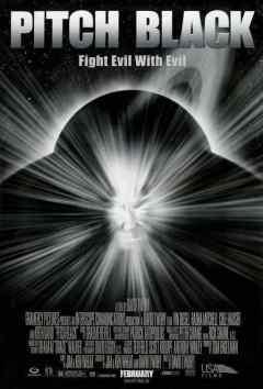 Pitch Black movie poster
