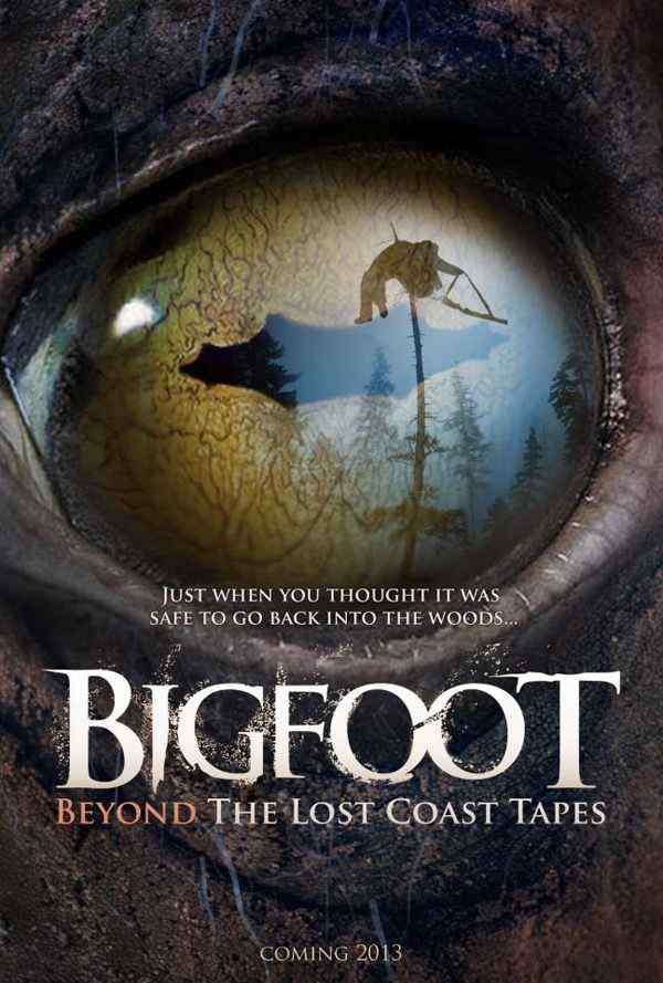 Horror Society: Bigfoot: Beyond The Lost Coast Tapes Sequel Teases Us With New Poster   www.horrorsociety.com