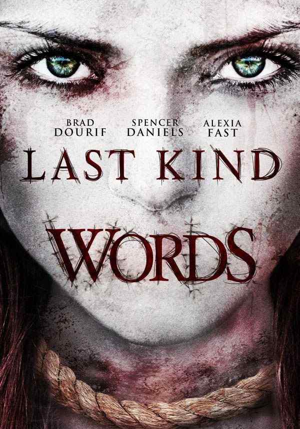 Last Kind Words movie poster