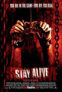 Stay Alive movie poster