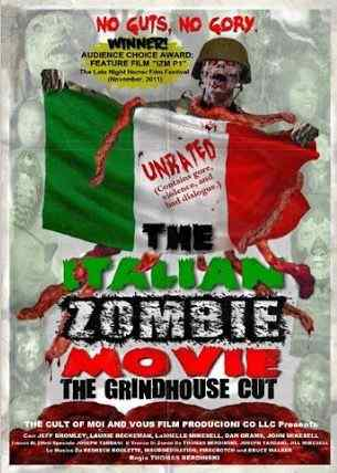 Horror Society: The Italian Zombie Movie: The Gindhouse Cut (Review)   www.horrorsociety.com