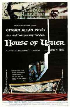 House of Usher movie poster