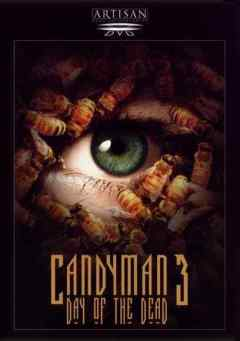 Candyman Day of the Dead dvd cover